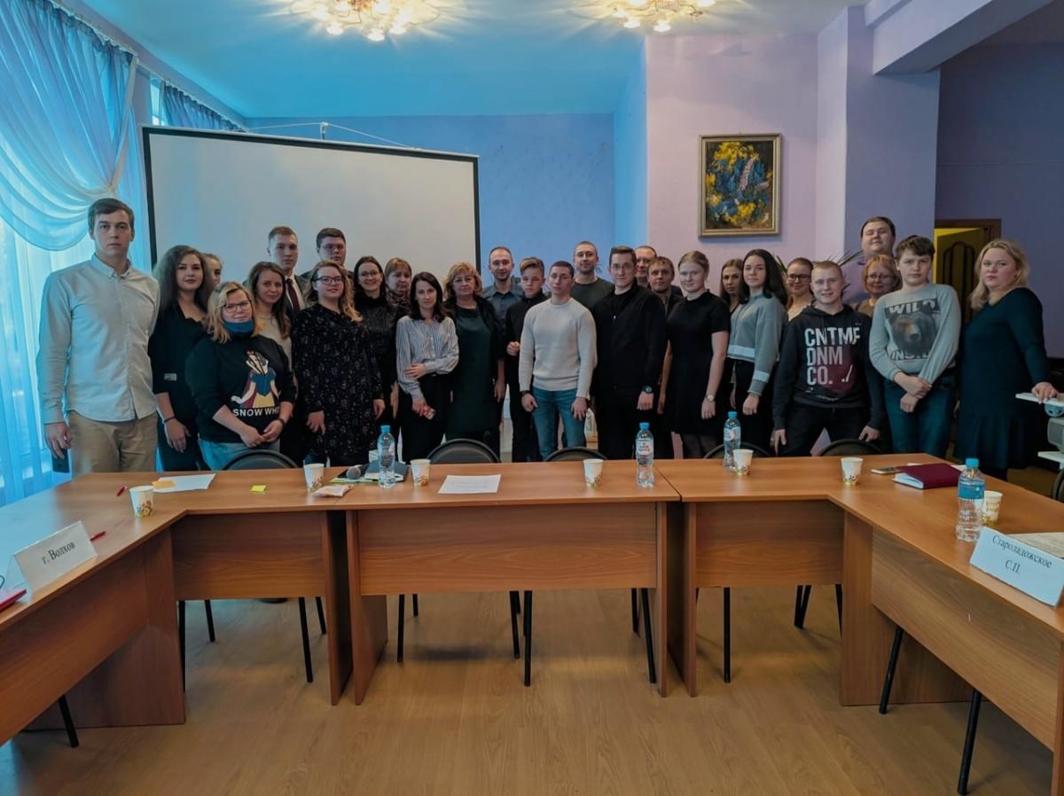 Молодежные лидеры встретились в Старой Ладоге